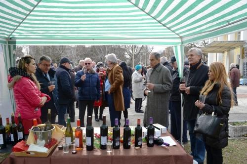 """XV-ти празник на виното и винопроизводството """"Първомай 2019"""""""