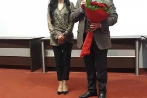 Концерт на Росица Пейчева по случай 8-ми март 2019