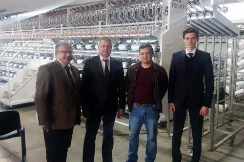 Посланикът на Република  Беларус на посещение в Община Първомай