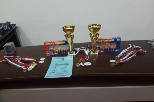 Община Първомай домакин на шах-турнир