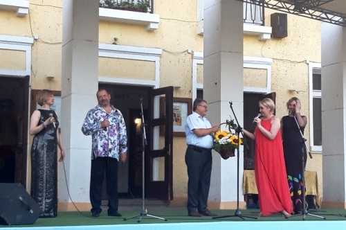 Концертът на руските артисти -  вълнуващ и незабравим