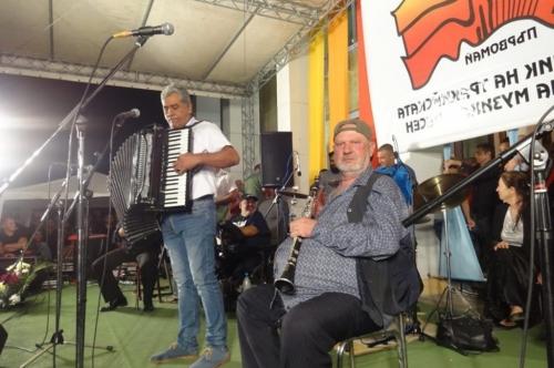 """С рекорден брой публика премина ХXI-вият Празник на тракийската народна музика и песен """"Първомай 2019"""""""