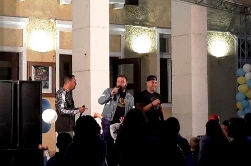"""Концерт под надслов """"ПРИЯТЕЛСТВО БЕЗКРАЙ – ЗНАНИЕ БЕЗКРАЙ"""""""