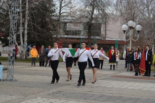 3 март 1878 – България възкръсна! Отбелязване на Националния празник в община Първомай