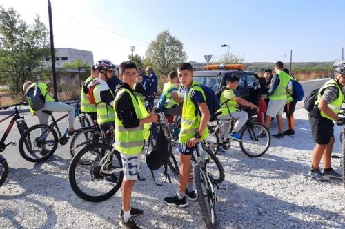 Традиционен велопоход до язовир Брягово - 22 септември 2020г.