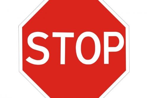 Нови знаци за регулиране на движението  на възлови кръстовища в град Първомай