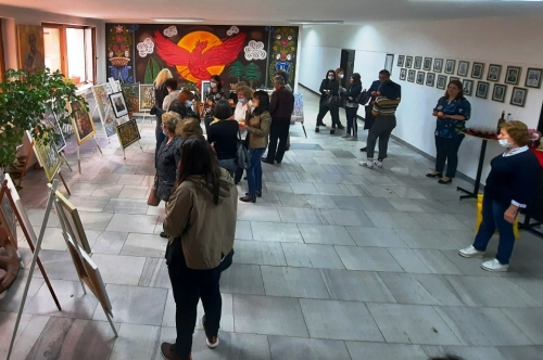 Изложба в памет на Вълчо Камбуров