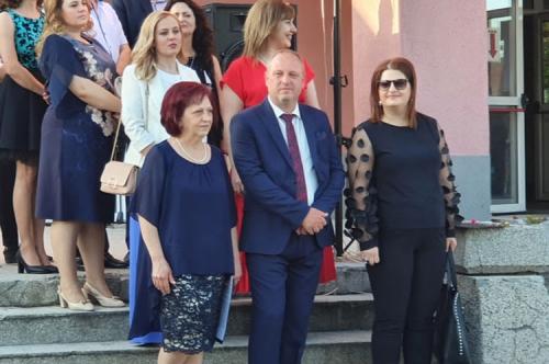 Кметът Николай Митков с послание към зрелостниците от Випуск 2021
