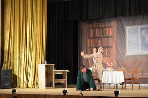 """Премиера на спектакъла """"За снахите и свекървите"""" на театрален колектив """"Димитър Делчев"""""""