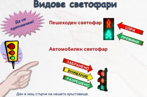 Детско полицейско управление и Правила за безопасно лято